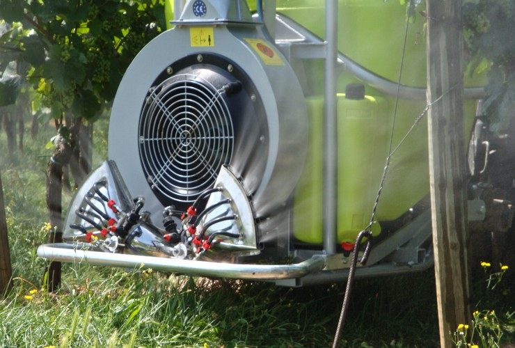 Sprayer-Espalier vineyards-Portable-Fast 50 Lt 300 – Lt 400 – Lt 600