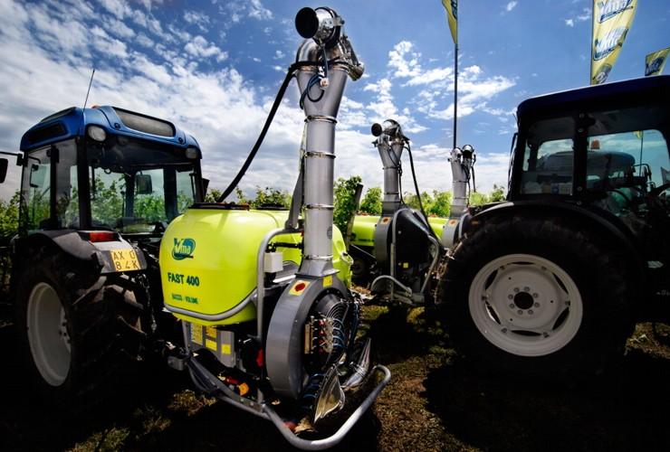Sprayer-Espalier vineyards-Portable-Fast 55 Lt 400 –  Lt 600