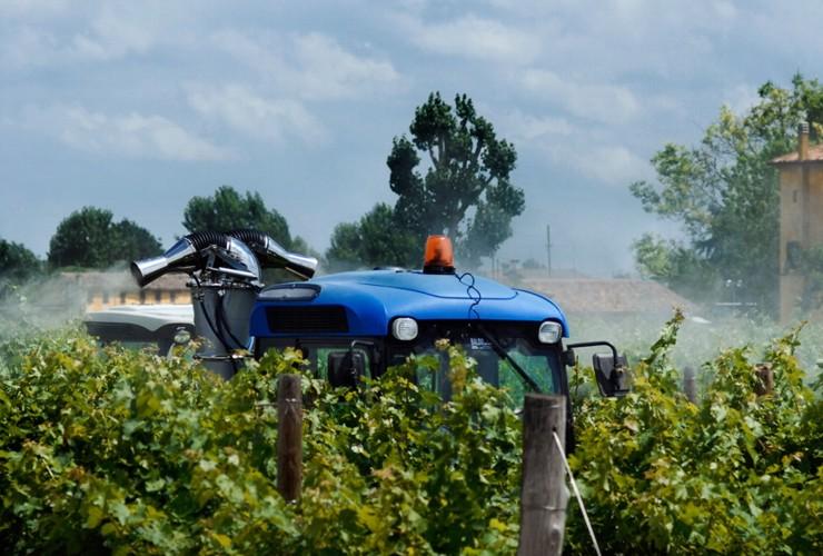 Sprayer-Espalier vineyards-Articulated-Power 50lt 1000 - Lt 1500 - Lt 2000