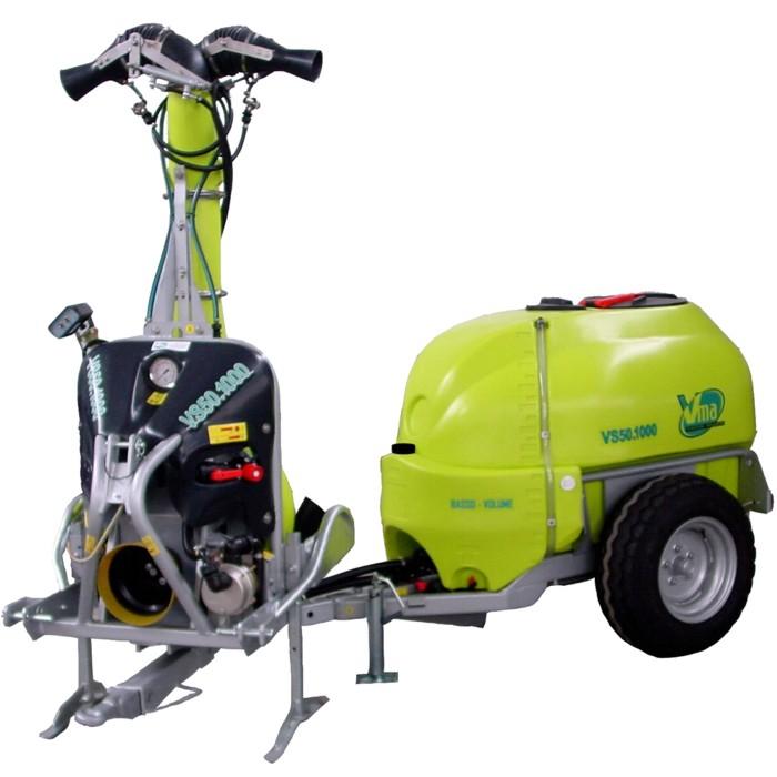Sprayer-Espalier vineyards-Articulated - VS 50 LT 600 - LT 1000 - ≥ CV 50 - 37 KW