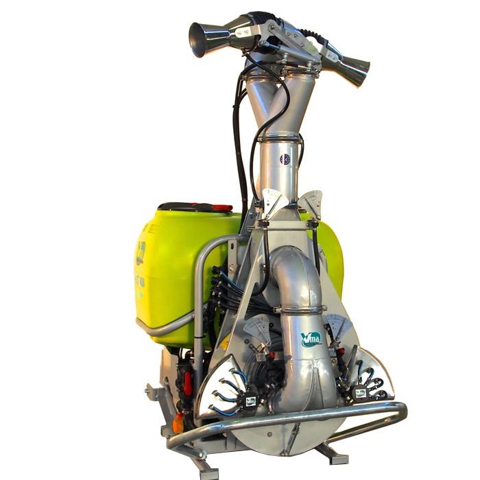 Sprayer-Espalier vineyards-Portable - FAST 50 LT 300 – LT 400 – LT 600  - ≥ CV 50-37 KW