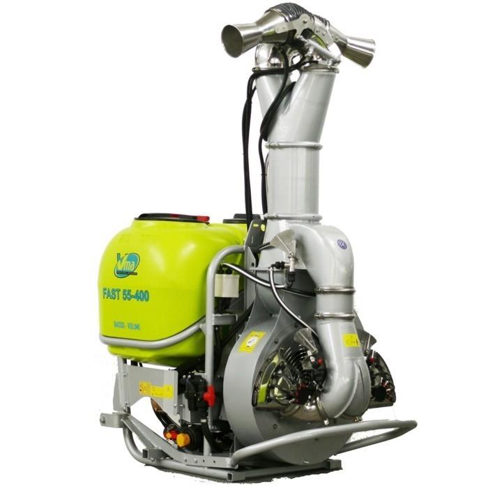 Sprayer-Espalier vineyards-Portable - FAST 55 LT 400 –  LT 600  - ≥ CV 60-44 KW