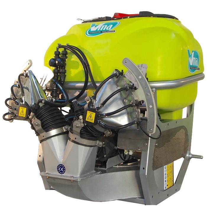 Sprayer-Canopied vineyards-Portable - NM 200 - ≥ CV 18 - 13 KW
