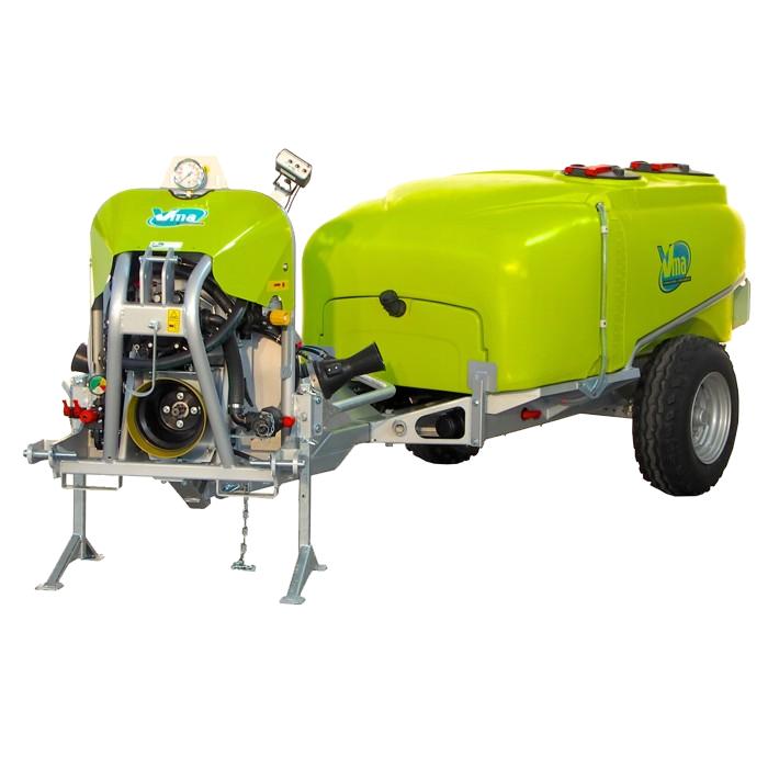 Sprayer-Canopied vineyards-Articulated - POWER TENDONE<br>LT 1000 - LT 1500 - LT 2000 - ≥ CV 60 - 44 KW