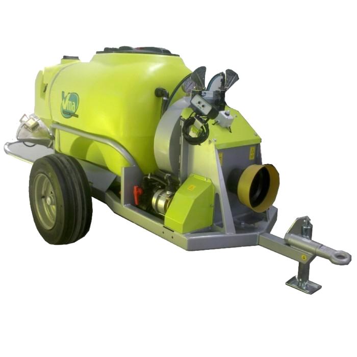 Sprayer-Canopied vineyards-Trailed  - NM 600 - ≥ 50 CV - 37 KW