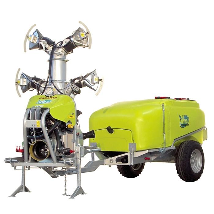 Sprayer-Fruit trees - URUAPAN / FP 550<br>LT 1000 - LT 1500 - LT 2000 - ≥ CV 75 - 55 KW