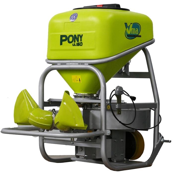 Dusters - Pony 150  - ≥ CV 35 - 25 KW
