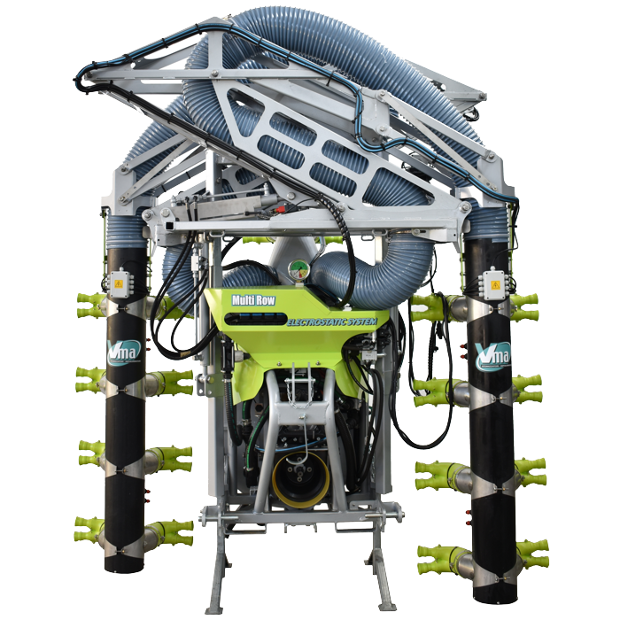 Sprayer-Anti-drift - MULTIROW 2020 -