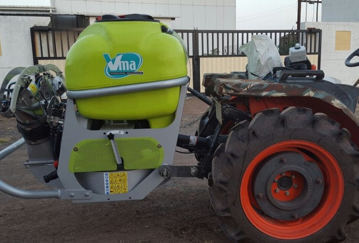 Sprayer-Espalier vineyards-Portable-Nm 200