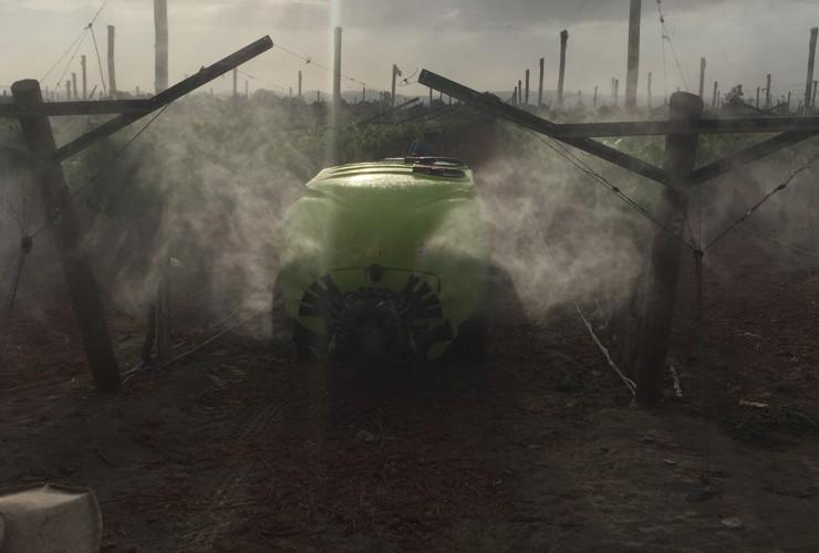 Sprayer-Espalier vineyards-Trailed -Optima Lt 1500 - Lt 2000