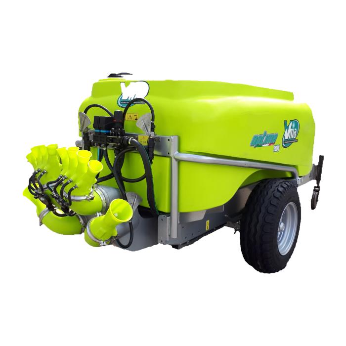 Sprayer-Espalier vineyards-Trailed  - OPTIMA LT 1500 - LT 2000 - ≥ CV 75 - 55 KW