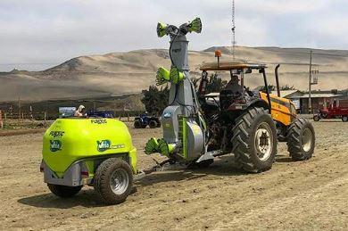 Sprayer-Espalier vineyards-Articulated-Power Evolution / Fp 550lt 1000 - Lt 1500 - Lt 2000
