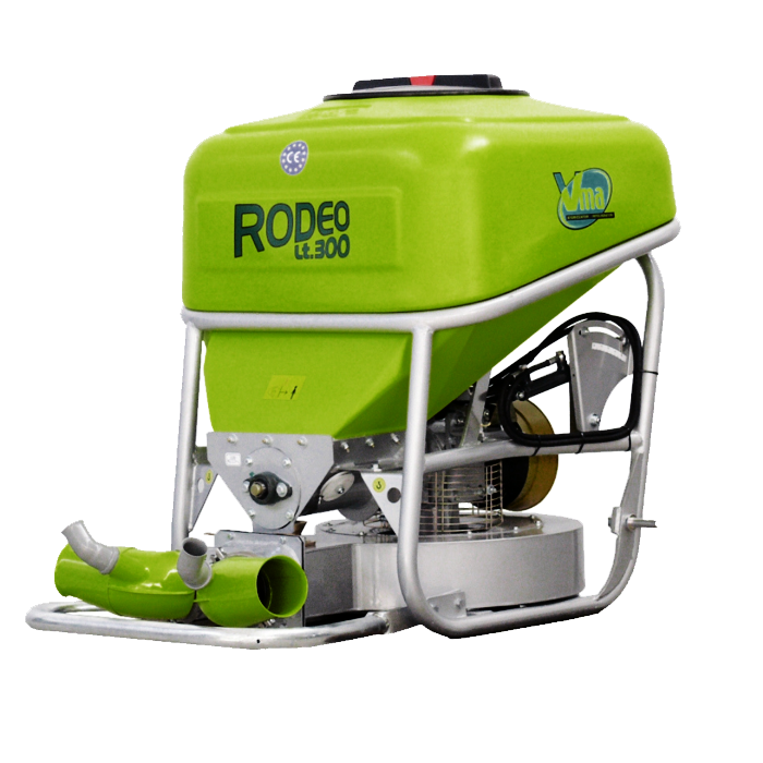 Dusters - Rodeo 300 - ≥ CV 35 - 25 KW