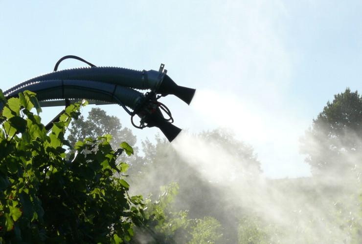 Sprayer-Espalier vineyards-Articulated-Power 55.12  Lt 1000 - Lt 1500 - Lt 2000