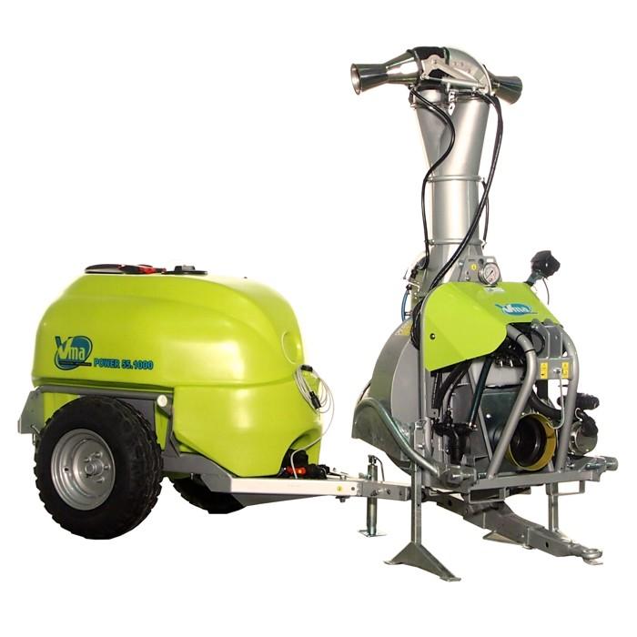 Sprayer-Espalier vineyards-Two-wire - POWER 55<br>LT 1000 - LT 1500 - LT 2000 - ≥ CV 75 - 55 KW