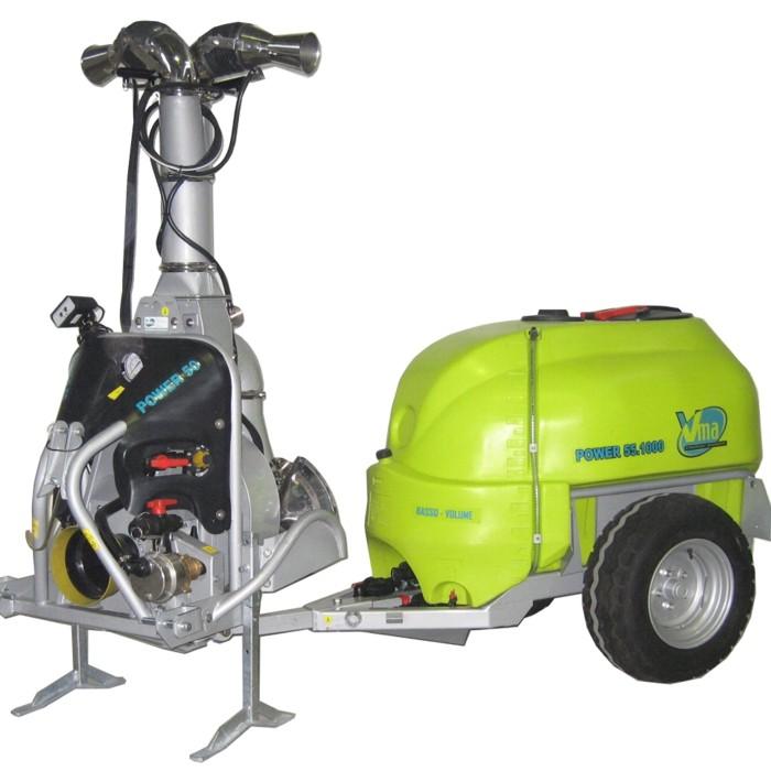 Sprayer-Espalier vineyards-Two-wire - POWER 50<br>LT 1000 - LT 1500 - LT 2000  - ≥ CV 60 - 44 KW