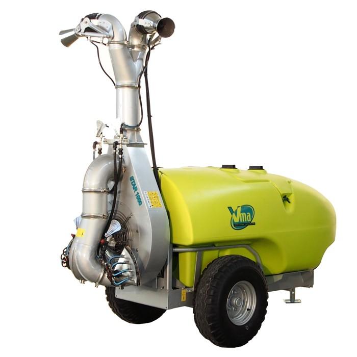 Sprayer-Espalier vineyards-Two-wire - STAR 50 LT 1000 - ≥ CV 75 - 55 KW