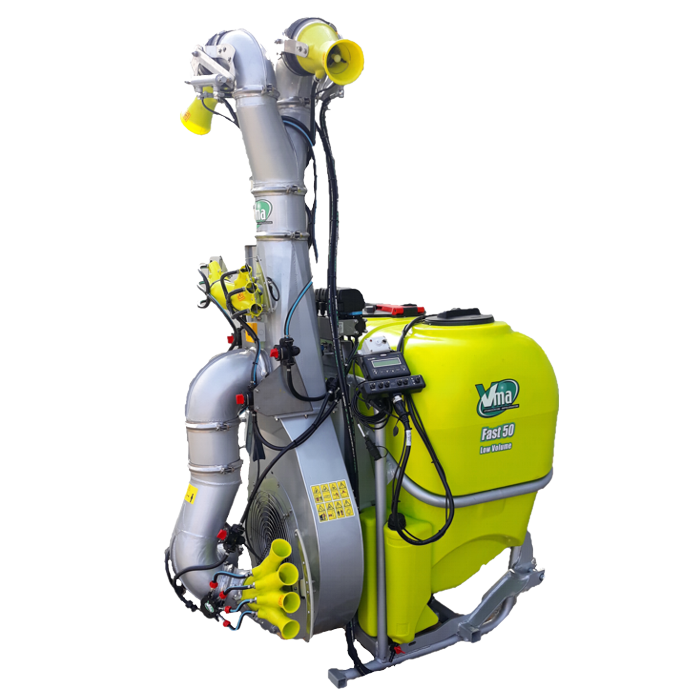 Sprayer-Espalier vineyards-Two-wire - FAST 50 MG - ≥ CV 50-37 KW