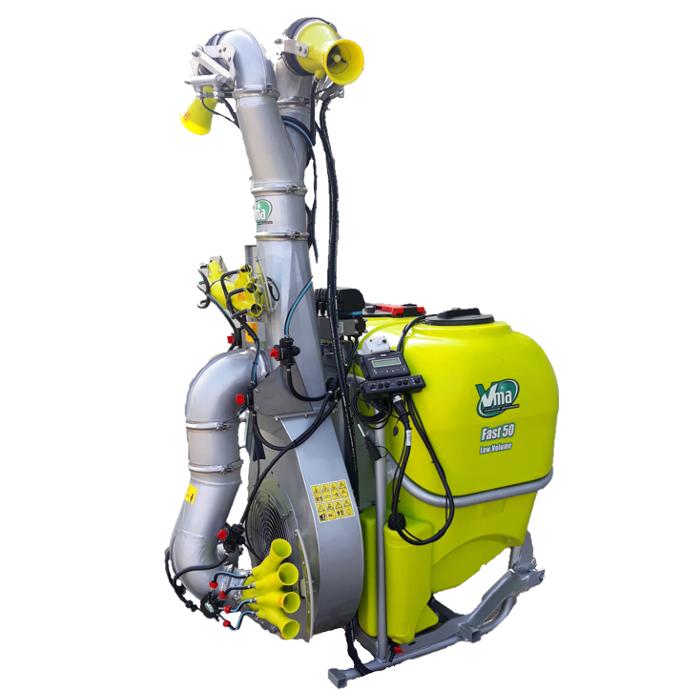 Sprayer-Espalier vineyards-Portable - FAST 50 MG - ≥ CV 50-37 KW